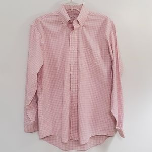 Brooks Brothers Traditional Fit Men's Button-down